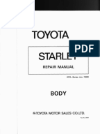 toyota starlet owners manual pdf