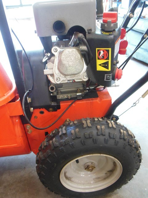 ariens st2 2 deluxe 5 manual