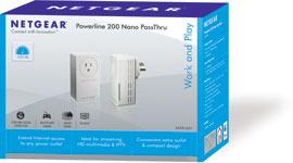 netgear powerline av 200 user manual