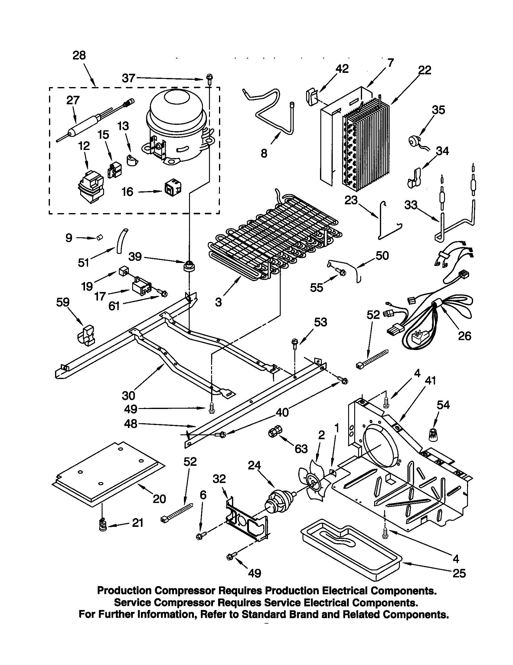 kenmore coldspot 106 service manual