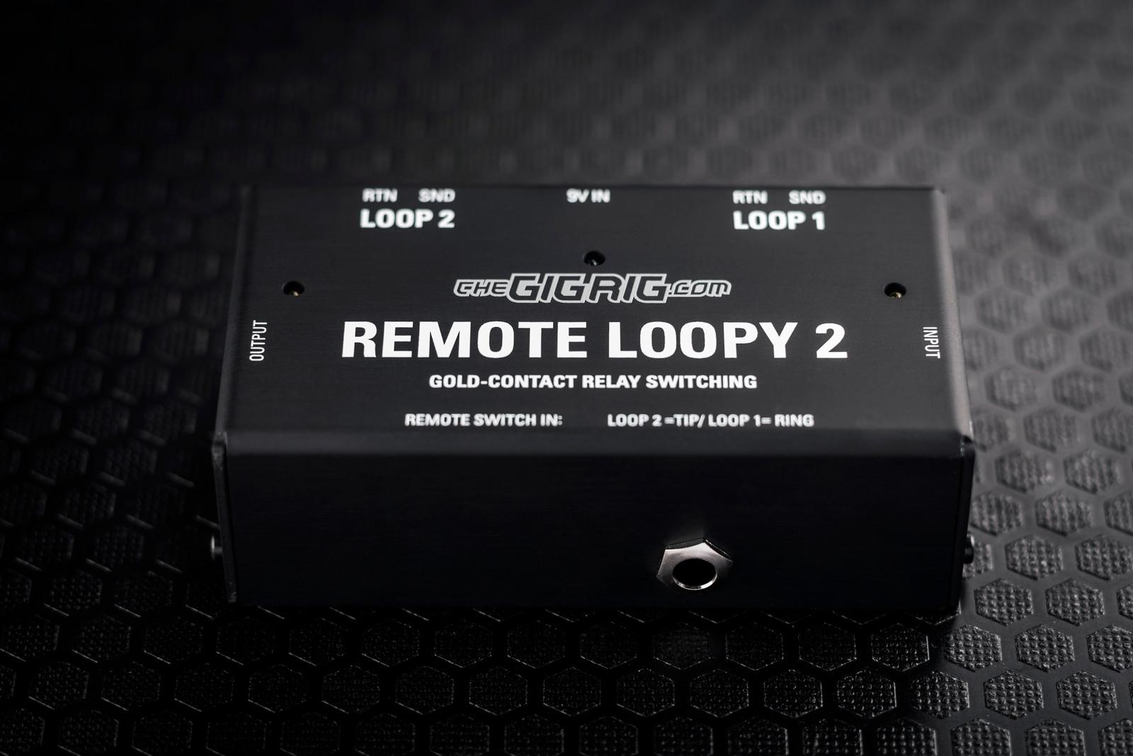 gigrig remote loopy 2 manual