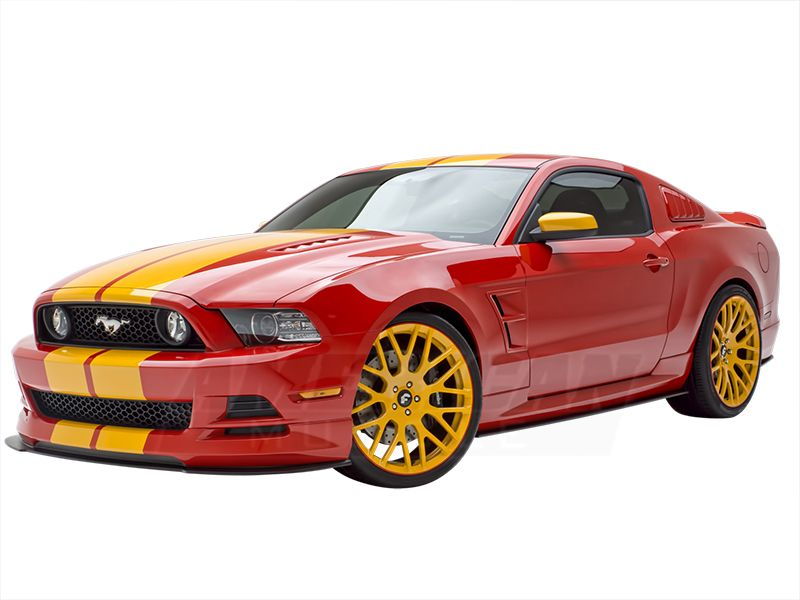 2013 ford mustang v6 owners manual
