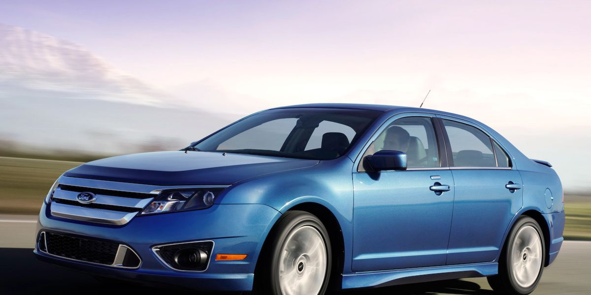 2010 ford fusion sport owners manual