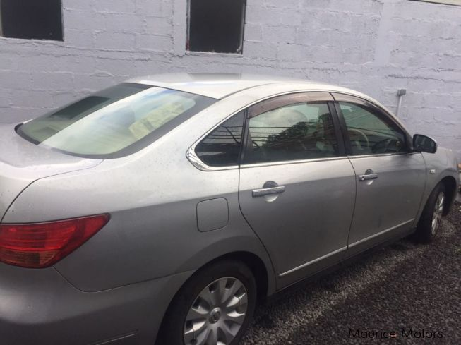nissan bluebird sylphy 2006 owners manual