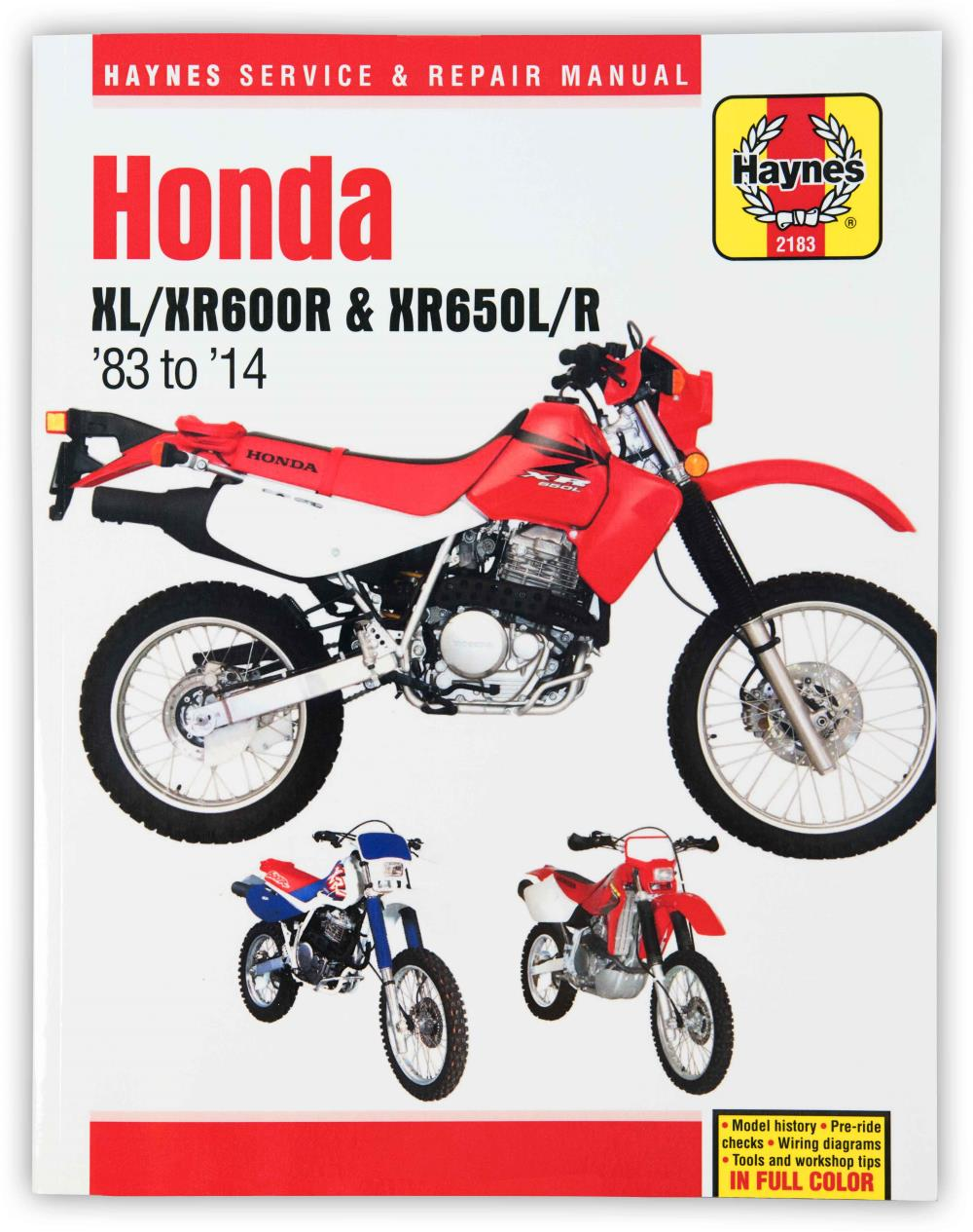 honda xrm 125 owners manual