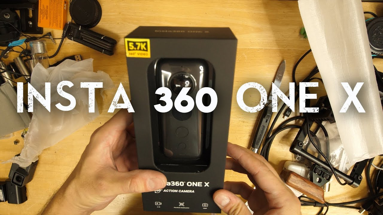 insta 360 one x user manual