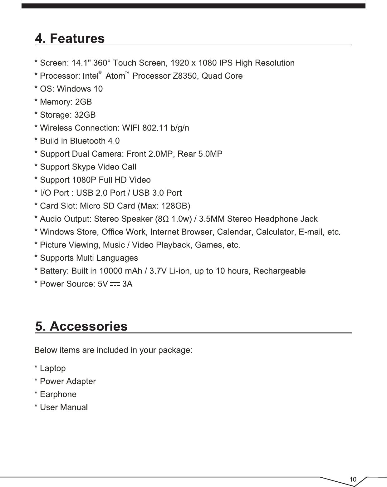 iview maximus 2 laptop manual