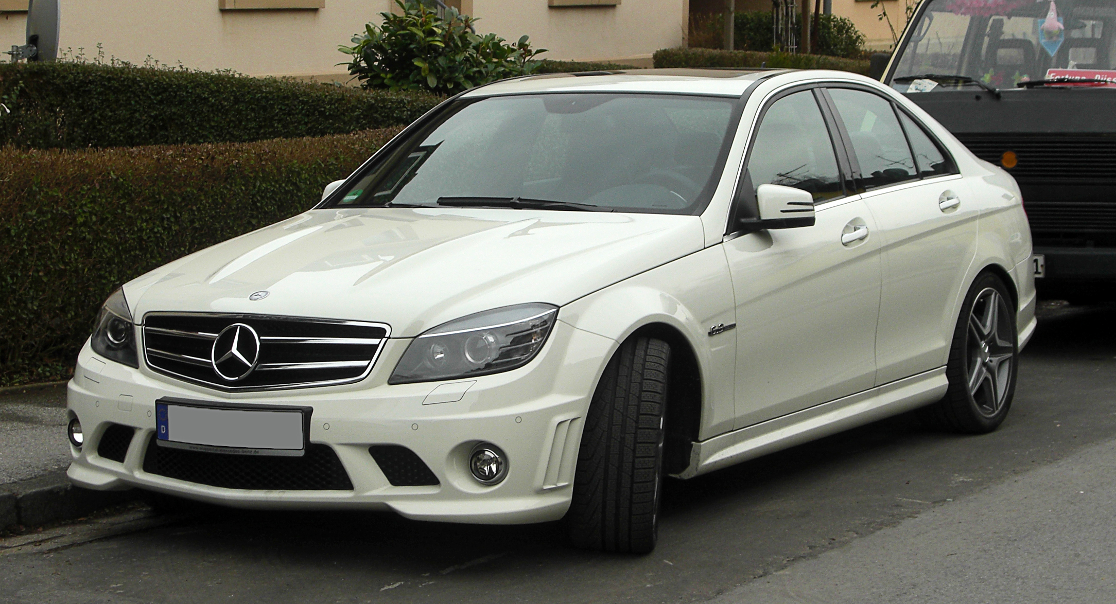 mercedes benz c300 service manual