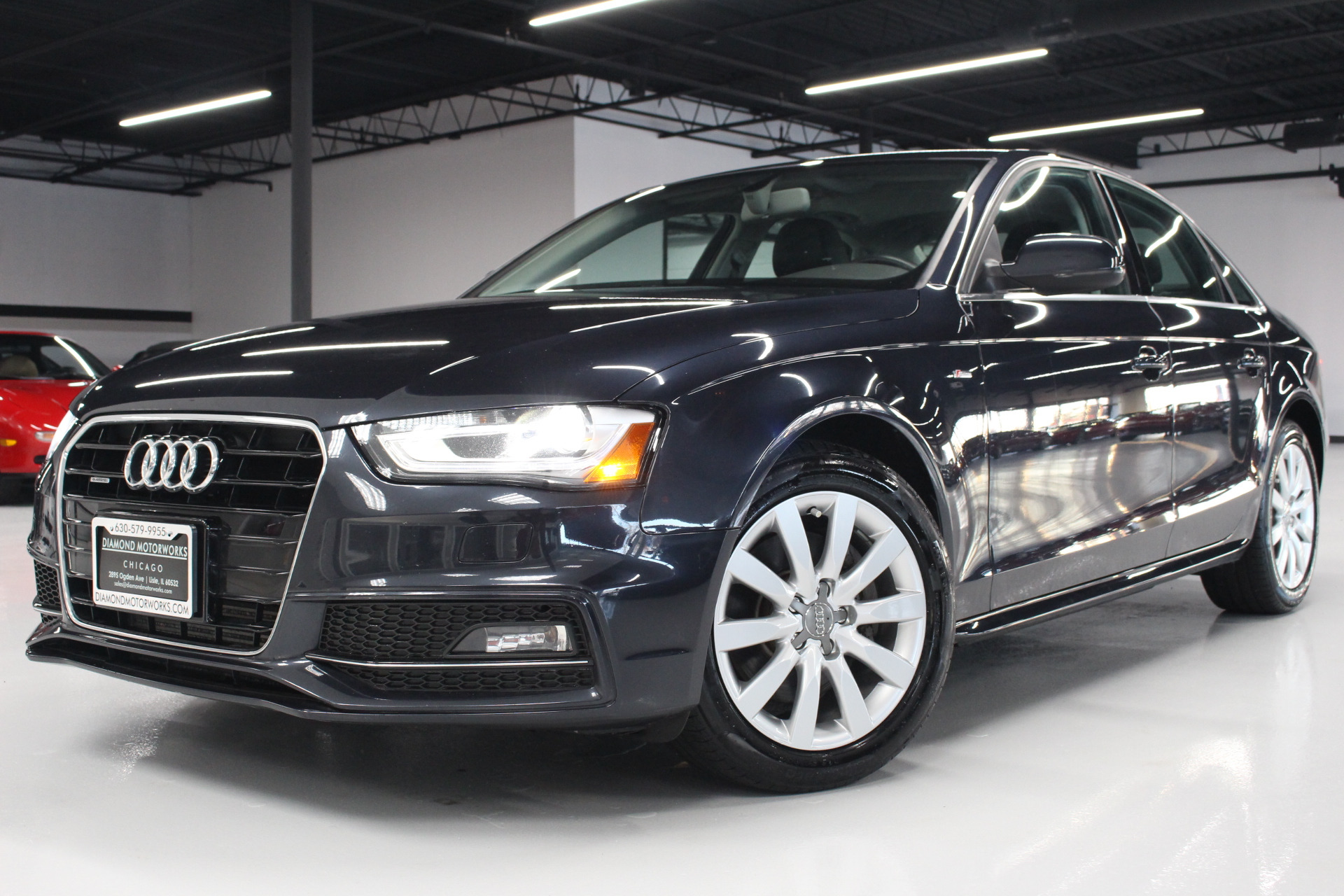 2015 audi a4 owners manual