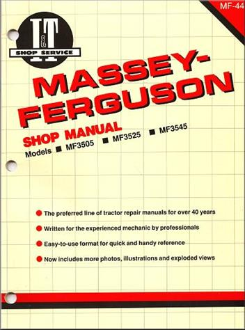 massey ferguson service manuals online