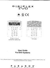 paradox digiplex evo user manual