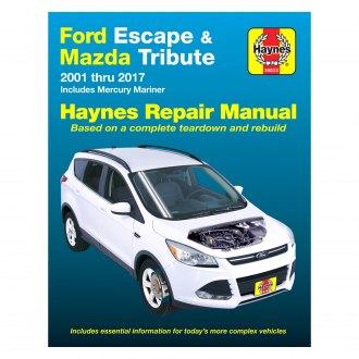2009 ford escape user manual