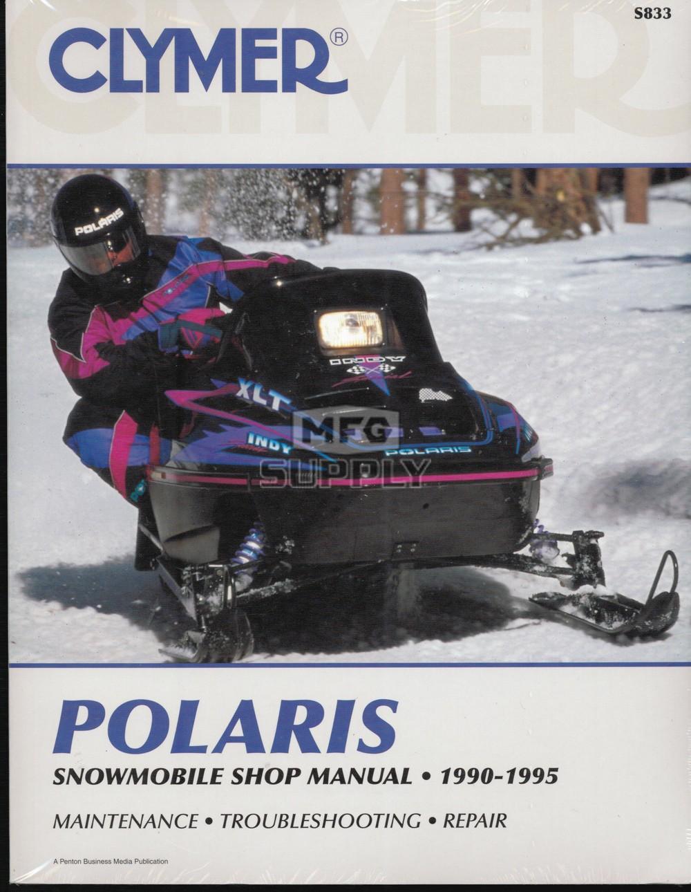 polaris slt 750 owners manual