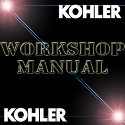 kohler courage xt 6 service manual
