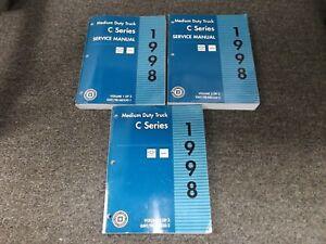 1999 gmc c6500 service manual