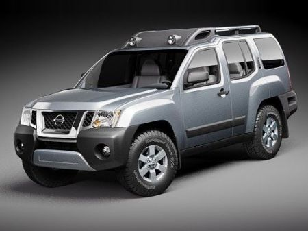2008 nissan xterra owners manual