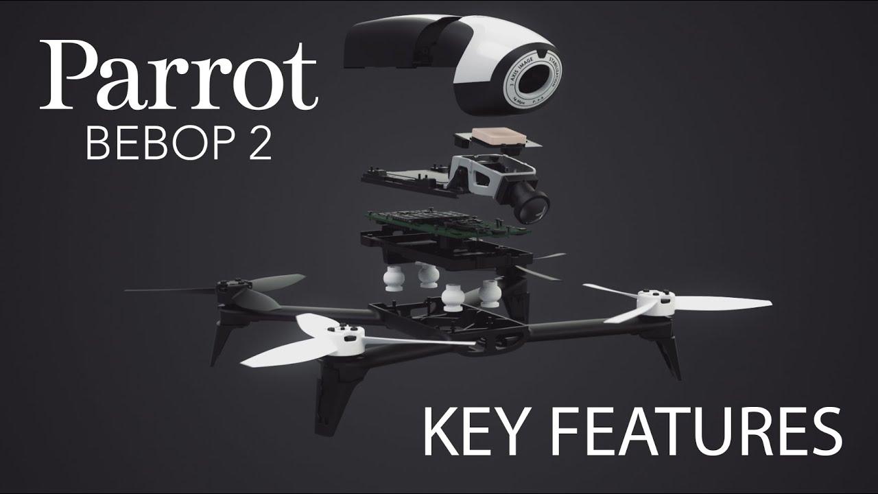 parrot bebop 2 drone manual