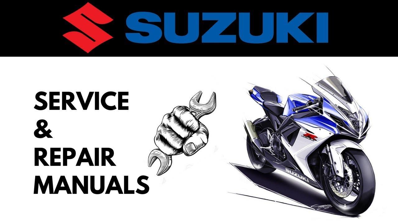 suzuki rv 125 owners manual pdf