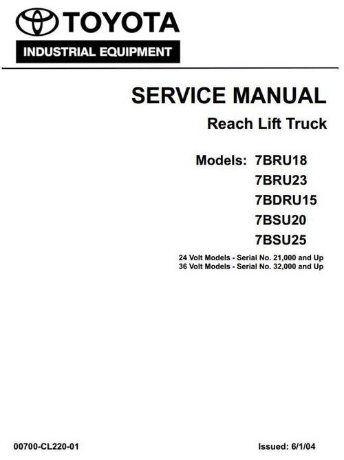 free online service manuals for trucks