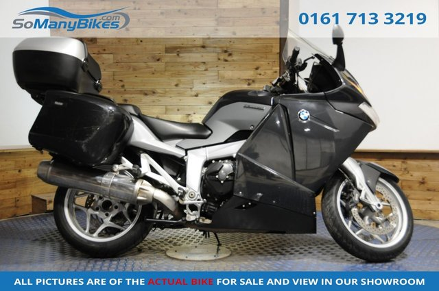 2008 bmw k1200gt owners manual