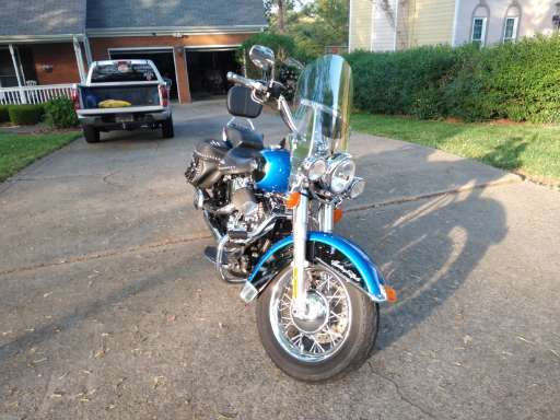 2009 heritage softail classic service manual
