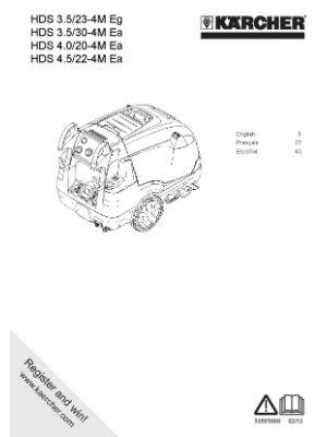 karcher hds 3.5 30 4m ea service manual