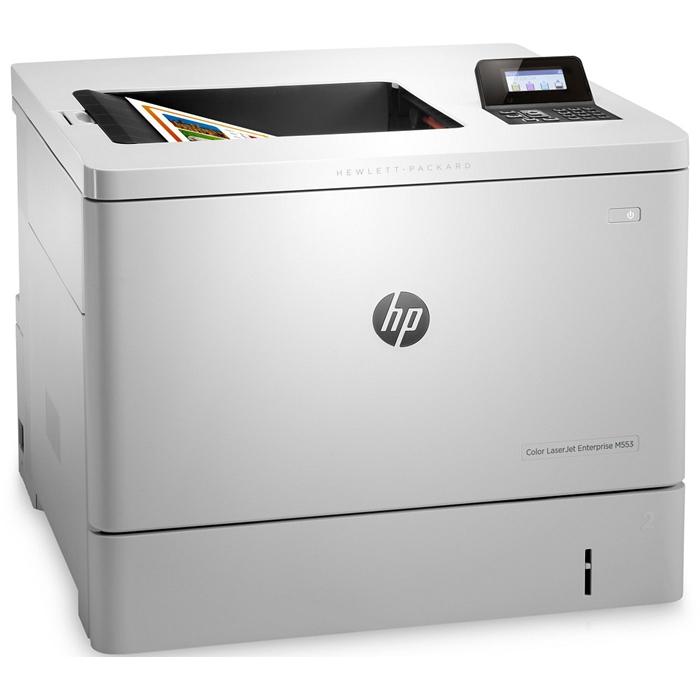 hp color laserjet enterprise m553 service manual