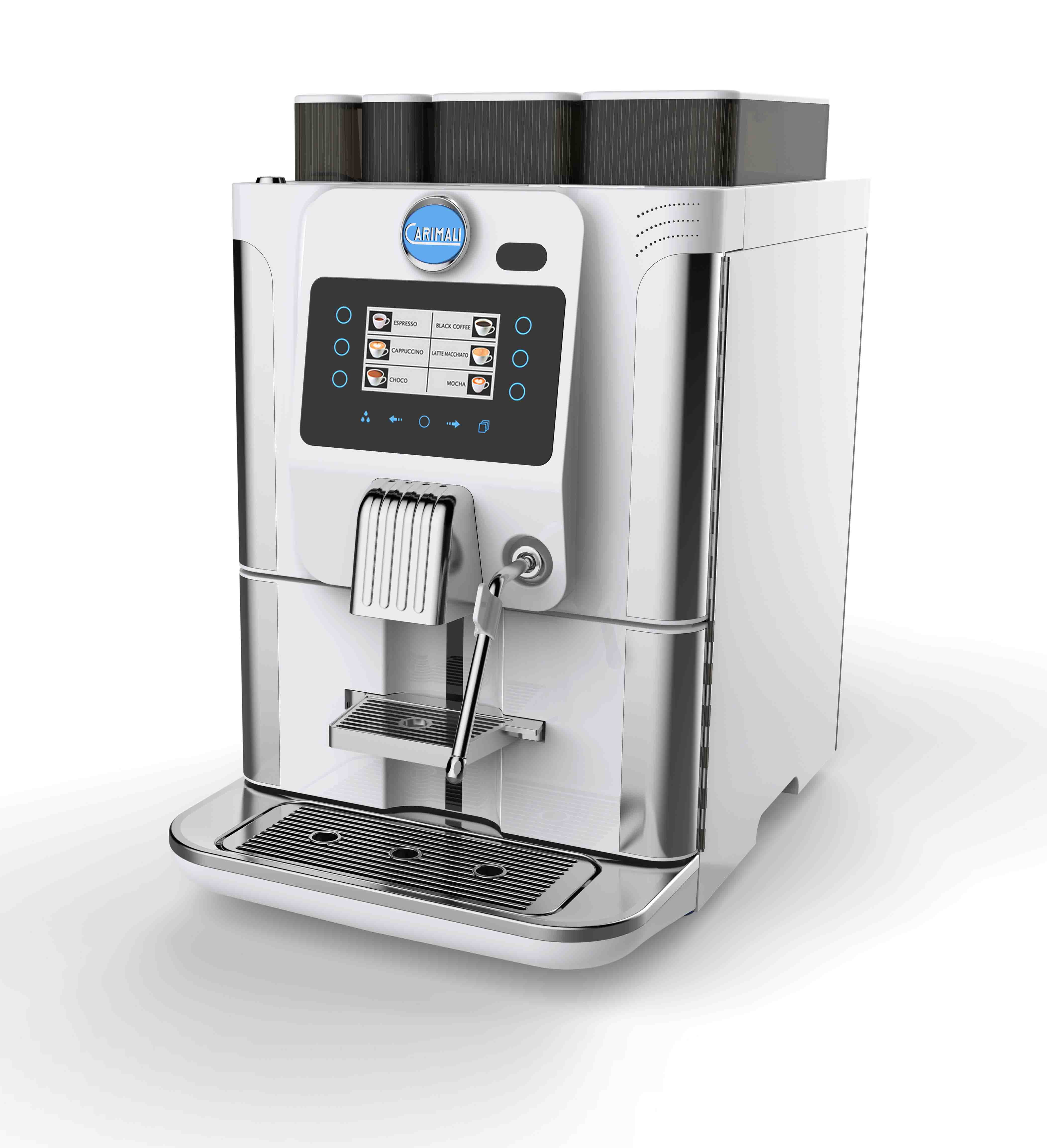 carimali coffee machine service manual