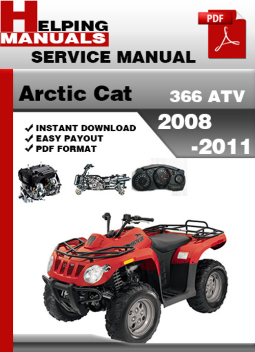 2008 arctic cat m8 service manual