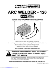 chicago electric dual mig 131 2 welder manual