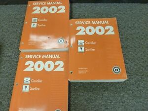 2002 pontiac sunfire owners manual pdf