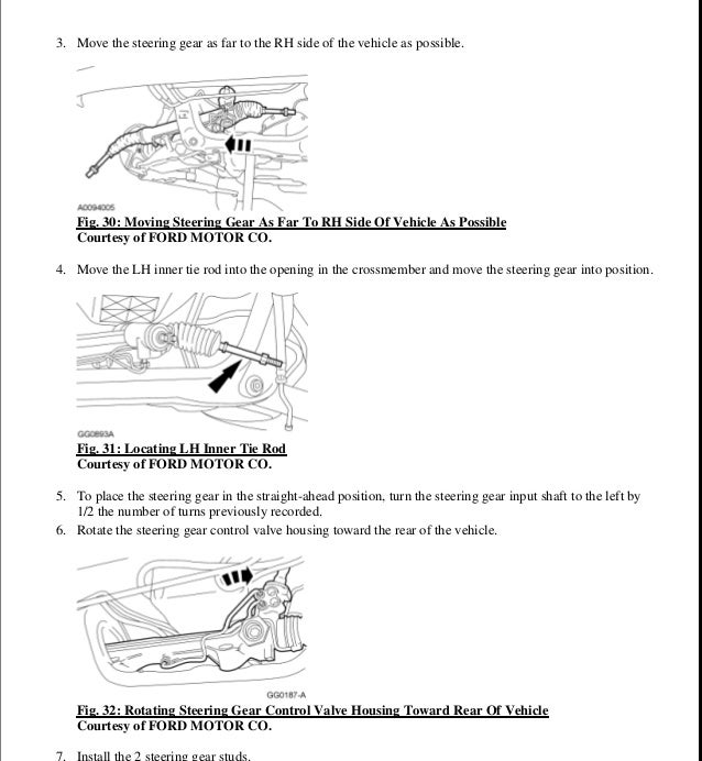 2006 ford ranger service manual