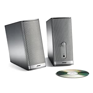 bose companion 2 computer speakers manual
