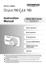 olympus stylus 7010 user manual