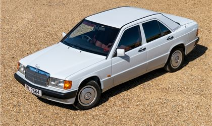 1993 mercedes benz 190e owners manual