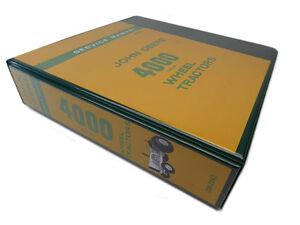 john deere 4010 service manual