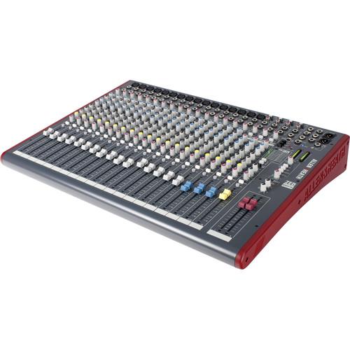 allen and heath zed 22 fx user manual
