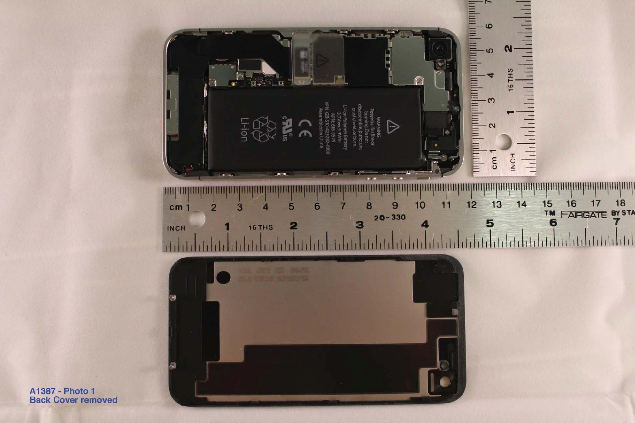 apple iphone a1387 user manual