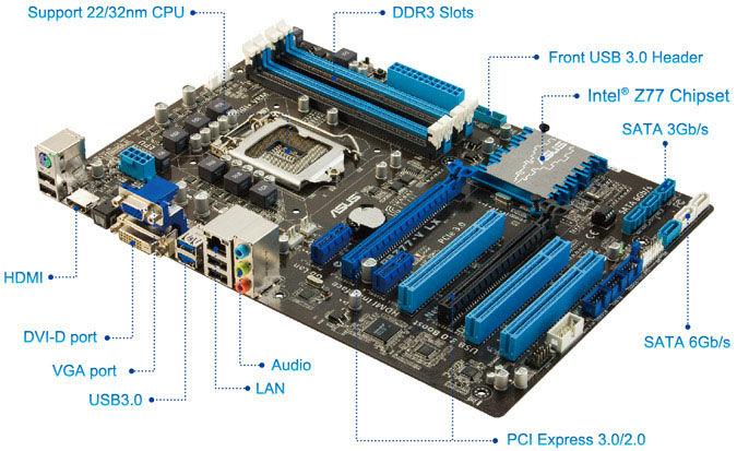 asus p8z77 v lx user manual