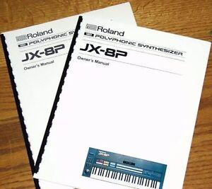 roland jx 8p service manual