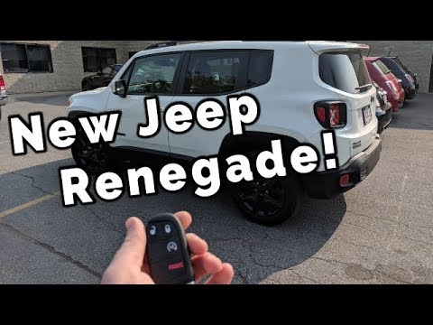2018 jeep renegade latitude owners manual