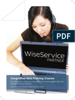 cargowise one user manual pdf