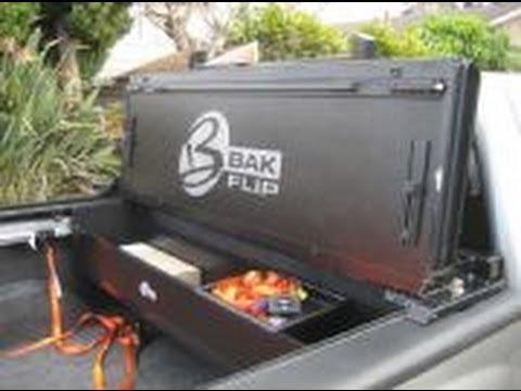 bakbox 2 tonneau toolbox manual