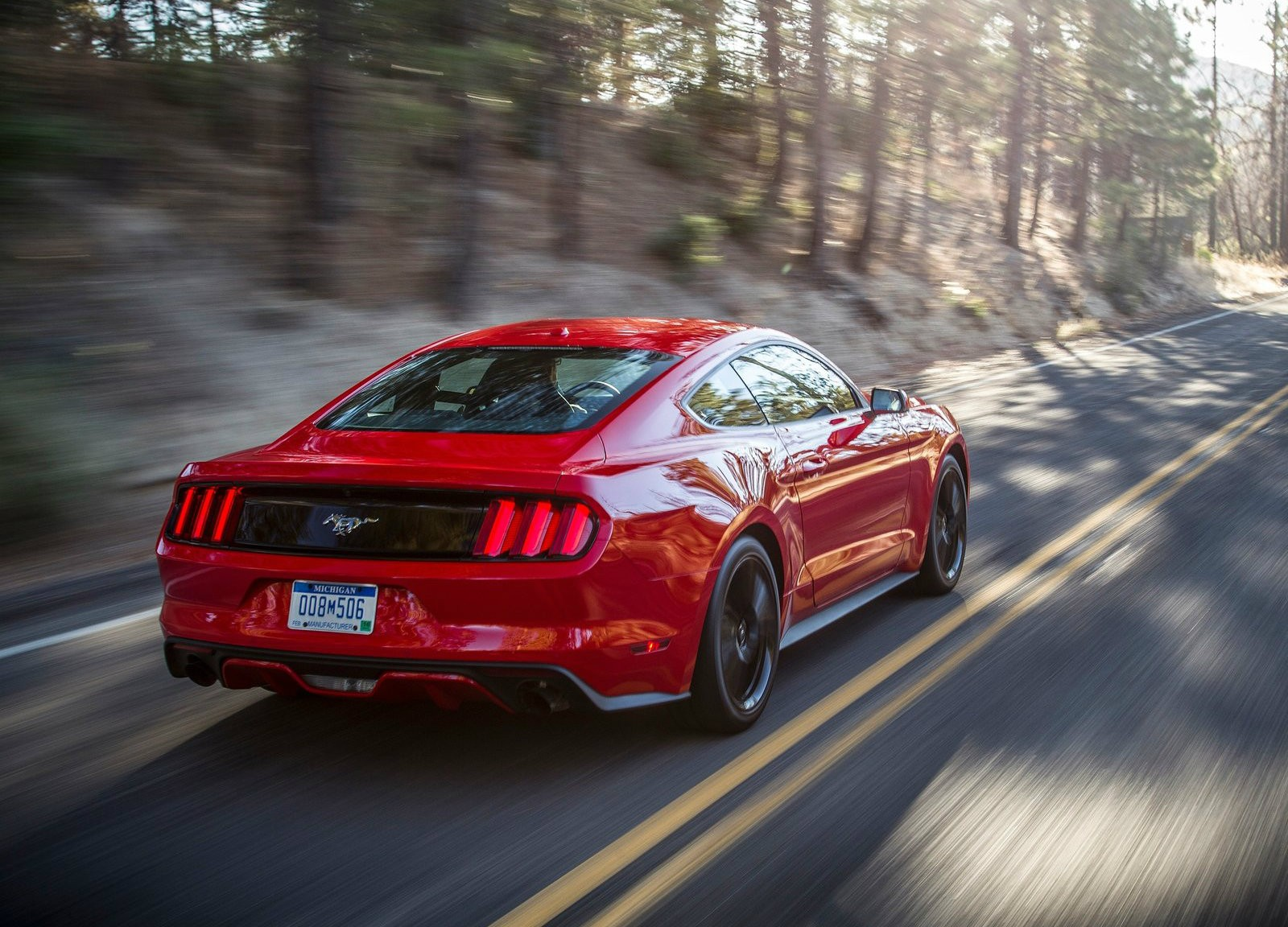 2015 ford mustang ecoboost owners manual