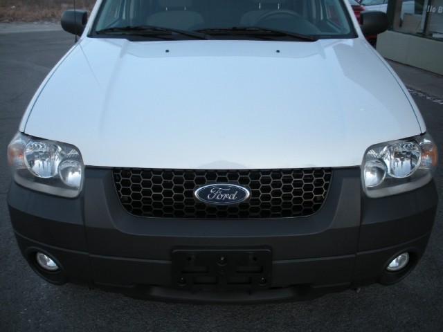 2007 ford escape xlt owners manual