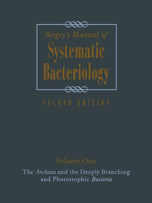 bergeys manual of systemic bacteriology volume 2