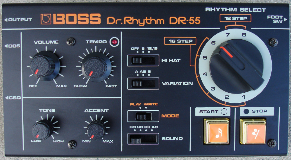 boss dr rhythm dr 3 user manual