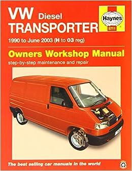 vw transporter service manual pdf