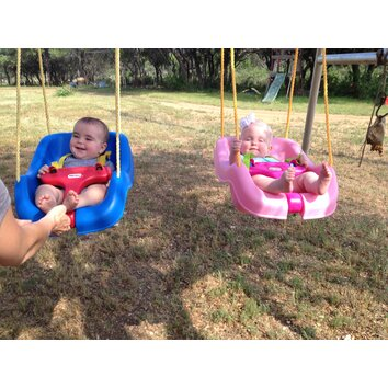 little tikes 2 in 1 swing manual