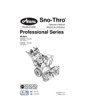 ariens path pro owners manual